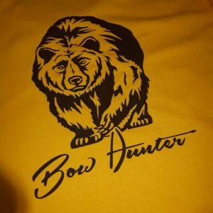 T-shirt Motiv Bär
