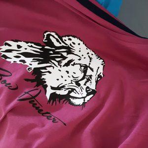bowhunter gepard t-shirt